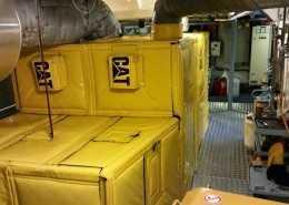 Noise killerbox geluidsomkasting offshore