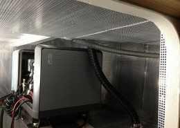 Machinekamer isolatie