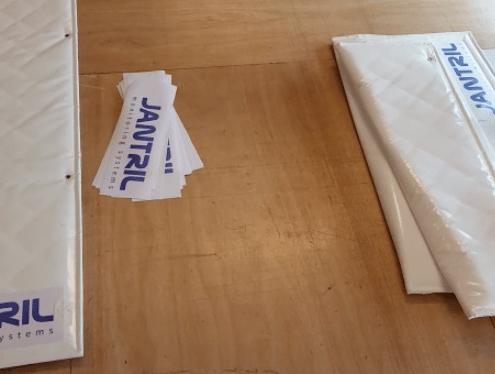 Wanddoeken maken